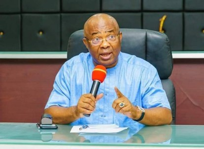 50 Suspects Arrested Over Imo Attacks - Governor Uzodinma