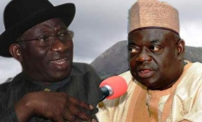 Babangida Aliyu Is A Pathetic Fellow, I Had No Agreement With Northern Governors Over 2015 Presidential Election - Jonathan