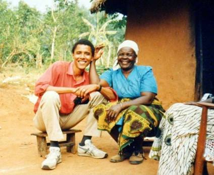 Barack Obama Reacts To The Death Of His Grandmother 'Mama Sarah'