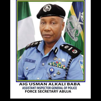 Biography Of Usman Baba Alkali, The Acting Inspector-General Of Police