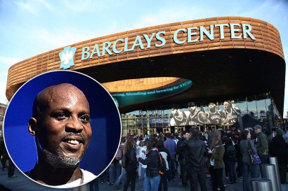 DMX's Public Memorial To Be Held At The Barclays Center