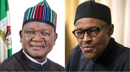 Governor Ortom Sees The Problem Of Others And Not His Over Benue Killings - Presidency