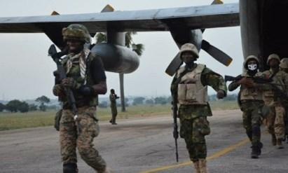 How NAF Jet Mistook, Killed Soldiers In Strike Against Boko Haram