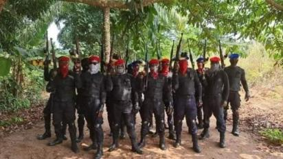 How Security Forces Eliminated IPOB Commander, Ikonson, Others