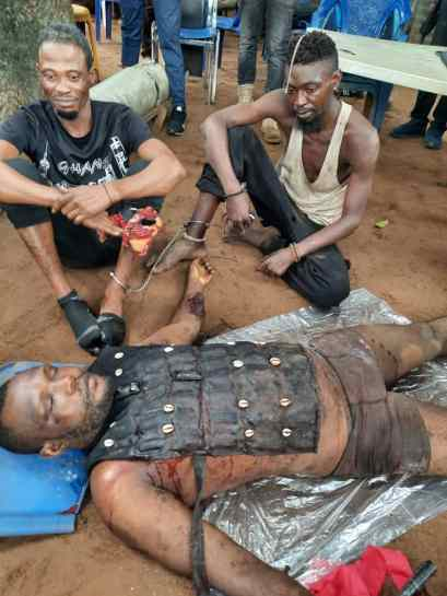 How We Killed Commander Of Insurgents - Police Sources