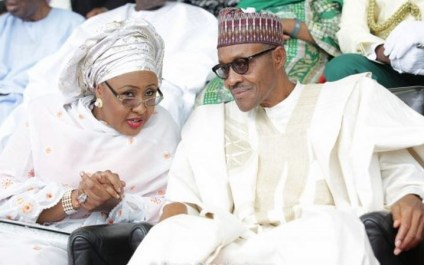 I Have Observed Aisha With Keen Interest As She Addresses Many Of The Social Concerns That Have Given Her Sleepless Nights - President Buhari
