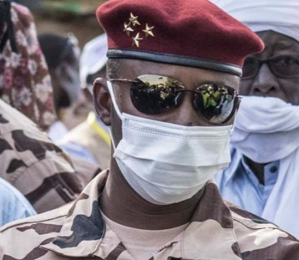 Idriss Deby's Son Named Chad President After His Father's Death