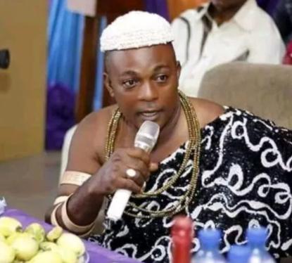 Imo Monarch, Eze Charles Iroegbu, His Chiefs Kidnapped