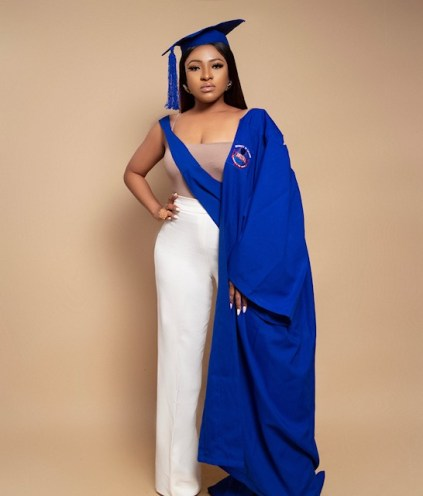 Interview With UNICAL's Linguistics & Nigerian Languages' First Ever First Class Graduate, Colette Offiong Bassey