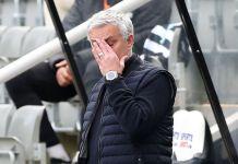 Jose Mourinho Sacked As Tottenham Coach