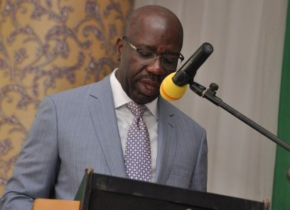 Last Month The Federal Govt Printed Additional 50 To 60 Billion Naira For States To Share - Gov Godwin Obaseki