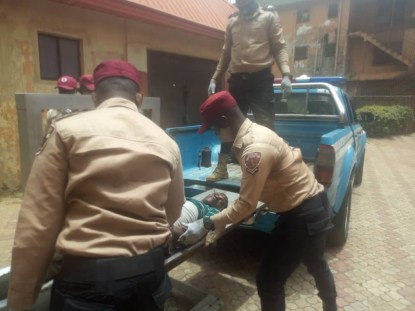 Man Dies In Fatal Accident In Anambra