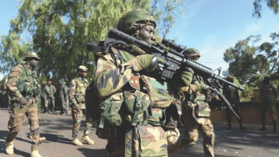 Nigerian Army Releases Statement Calling For Calm Over Military Operation In Essien Udim Local Govt Area