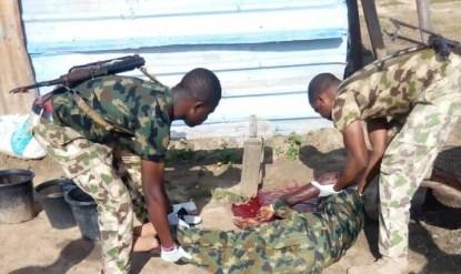 Nigerian Soldier Commits Suicide In Borno State