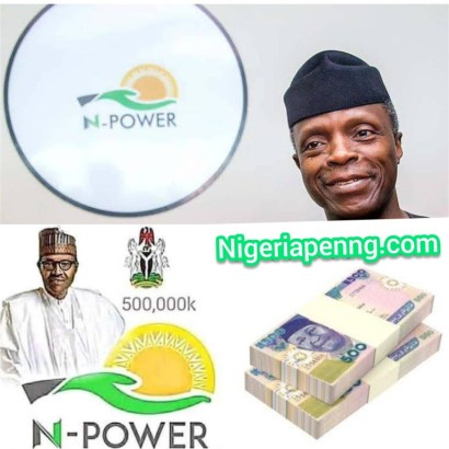 Npower New Salary Structure For Beneficiaries