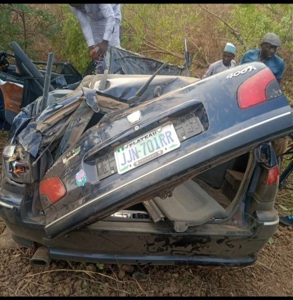 Plateau Lawmaker Dies In Accident