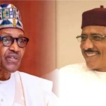 President Buhari Receives Newly Sworn-In President Of Niger Republic