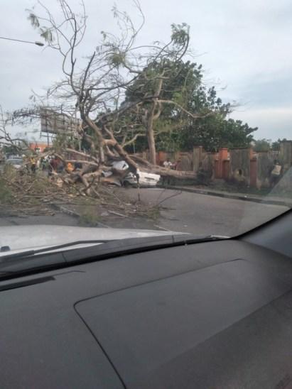 Rainstorm Destroys Cars, Properties In Calabar