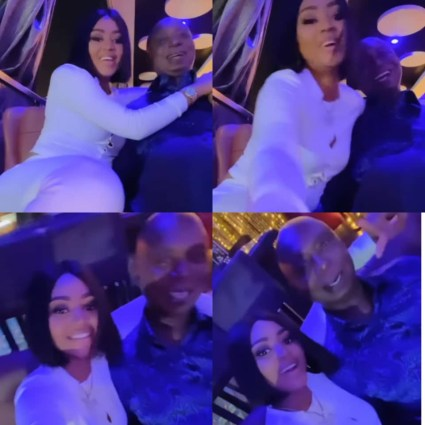 Regina Daniels Shares Video Of Her And Her Husband, Ned Nwoko