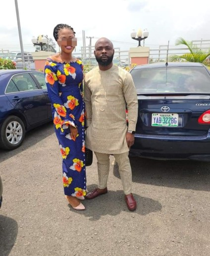 See Photos Of The Man Poisoned To Death By His Pregnant Ex-Girlfriend A Week To His Wedding As Nigerians React