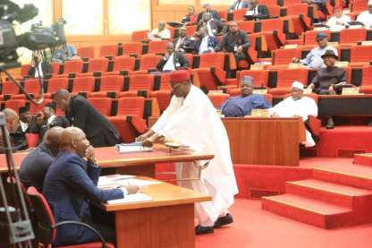 Senate Okays N257bn 2021 Budget For Customs