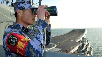 United States And China Deploy Aircraft Carriers And Assault Ships In South China Sea At The Same Time As Tensions Grows