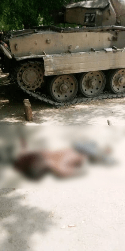 Why Soldier Fighting Boko Haram Killed Himself In Borno — Colleague