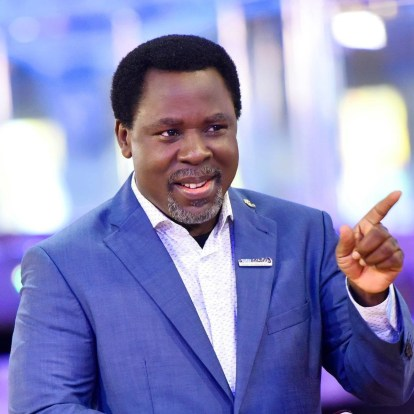 Why YouTube Suspended TB Joshua's Channel
