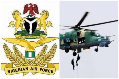 Wreckage Of Missing Fighter Jet Has Not Yet Been Found - NAF
