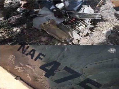 Wreckage Of Missing NAF Alpha Jet 475 Found In Bama, Body Of Pilot Found