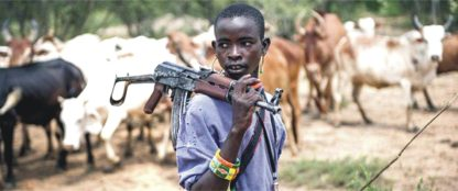 13 Killed As Armed Herdsmen Invade Benue Community