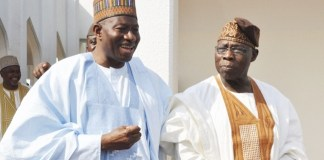 Obasenjo and Goodluck
