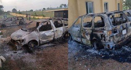 Gunmen Kill 5 Soldiers, Destroy Vehicle In Anambra