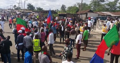 IYC Suspends #OccupyNigerDelta Protests