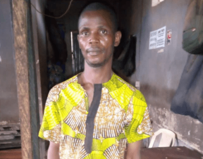 Man Arrested For Raping 32-Year-Old Woman In Ogun