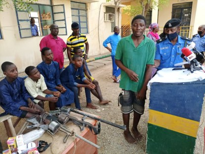 Man Who Provides Medical Services To Armed Bandits Arrested In Katsina