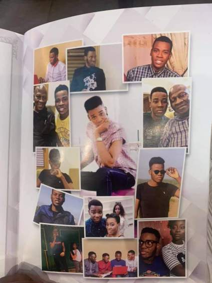 Photos, Videos From The Burial Of Slain Greenfield University Student, Feso Osunlalu