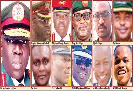 Why President Buhari Did Not Attend Late COAS Attahiru's Funeral - Presidency
