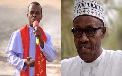 Yes, I Took Three Contractors To President Buhari but.. - Mbaka