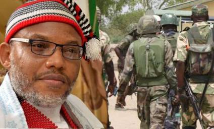 Any Army Sent To South-East Will Die - Nnamdi Kanu
