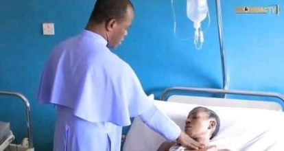 Father Mbaka Pays Hospital Bills Of Patients Worth Over ₦18.8 Million