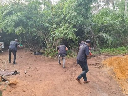 How Police Killed Several IPOB ESN Members, Overrun 3 Camps In Imo