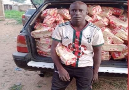 I Made N70,000 Daily Supplying Bread To Bandits, Abducted Varsity Students - Suspect