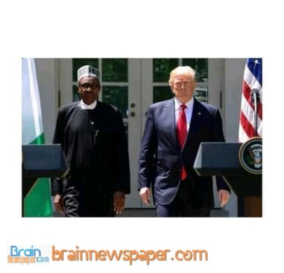 What Trump said about Nigeria's Twitter Ban