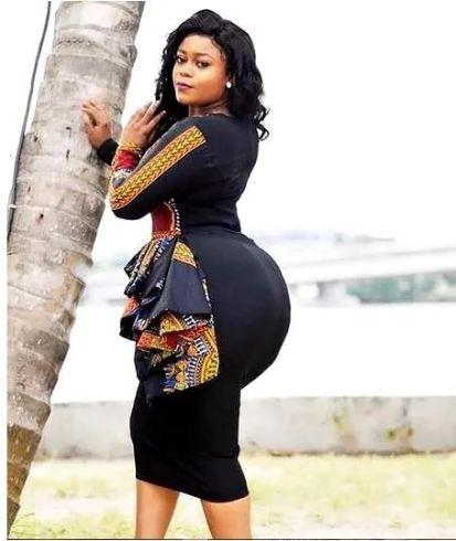 It Feels Good Having One Of The Biggest Bums In Nollywood – Didi Ekanem