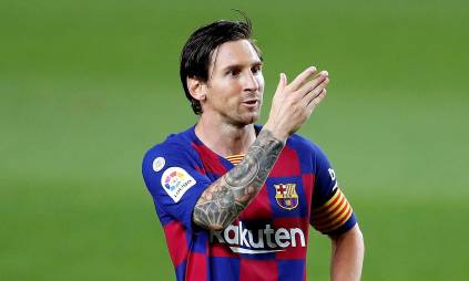 Lionel Messi Set To Sign New Barcelona Contract Till 2023