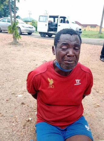 Love For My Wife And Children Made Me Steal A Minibus - Suspect