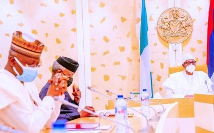 Only National Assembly Can Deal With Restructuring – President Buhari