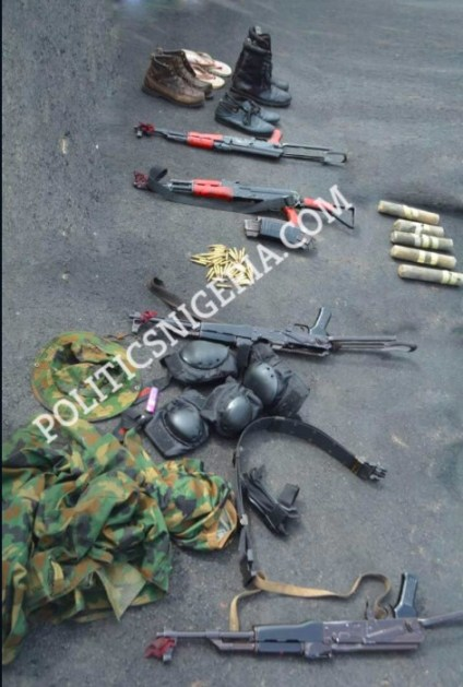 Police Kill 'Dragon', A Dreaded Bandit Behind Attacks In Imo