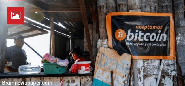 Bitcoin legalized in El Salvador